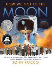 Cover of How We Got to the Moon cover
