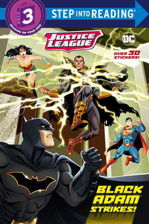 Black Adam Strikes! (DC Justice League)