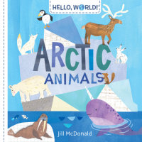 Book cover for Hello, World! Arctic Animals
