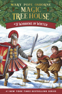 Book cover for Warriors in Winter
