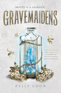Book cover for Gravemaidens