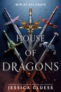 Book cover for House of Dragons