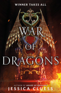 Book cover for War of Dragons