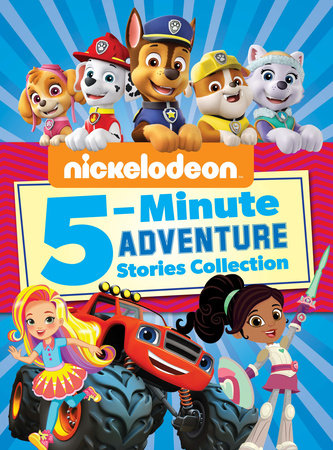 Nickelodeon 5-Minute Adventure Stories (Nickelodeon)