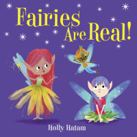 Cover of Fairies Are Real! cover