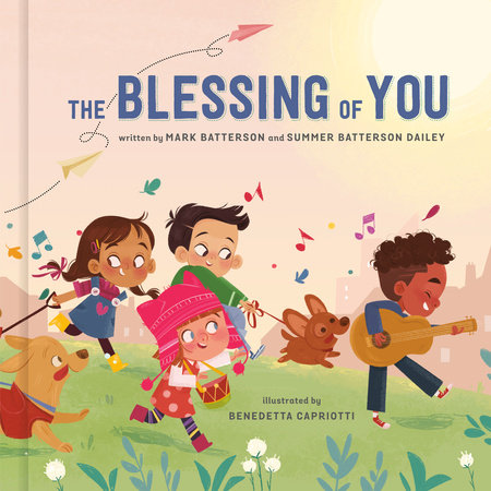 The Blessing of You