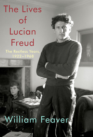 Cover of The Lives of Lucian Freud