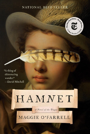 Cover image for Hamnet