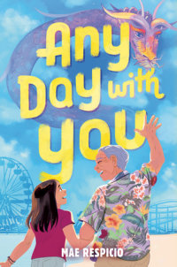 Cover of Any Day with You cover
