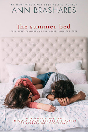 The Summer Bed book cover