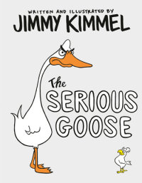 Cover of The Serious Goose cover