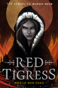 Book cover for Red Tigress