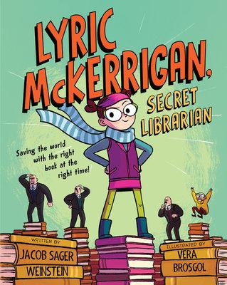 Cover of Lyric McKerrigan, Secret Librarian