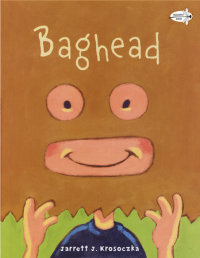 Book cover for Baghead
