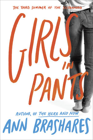 Girls in Pants: The Third Summer of the Sisterhood book cover