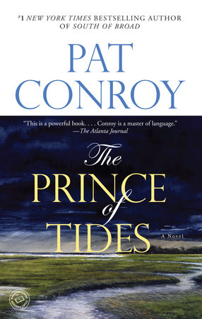 The Prince of Tides book cover