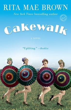 Cakewalk book cover
