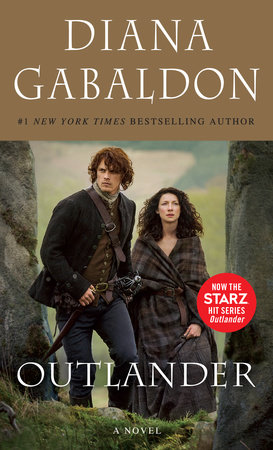 Cover image for Outlander (Starz Tie-in Edition)