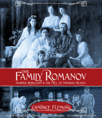 Cover of The Family Romanov: Murder, Rebellion, and the Fall of Imperial Russia cover