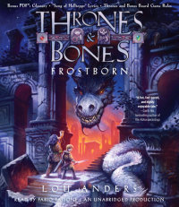 Cover of Frostborn cover