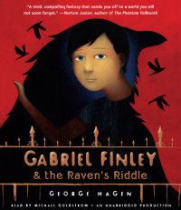 Cover of Gabriel Finley and the Raven\'s Riddle cover