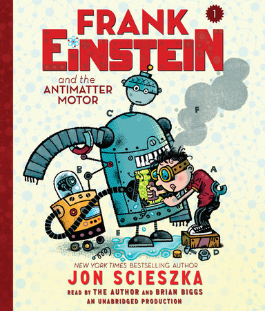 Frank Einstein and the Antimatter Motor