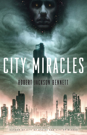 City of Miracles book cover