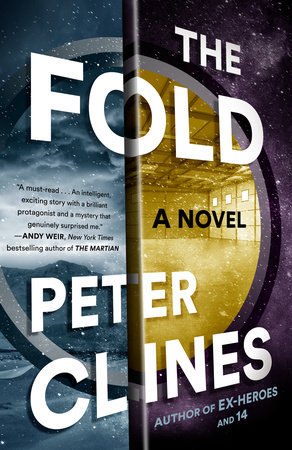 The Fold book cover