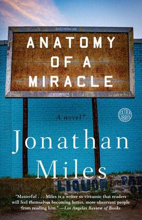 Anatomy of a Miracle book cover