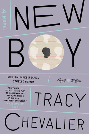 New Boy book cover