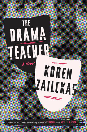 The Drama Teacher book cover