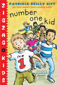 Book cover for Number One Kid