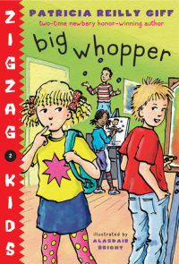 Book cover for Big Whopper