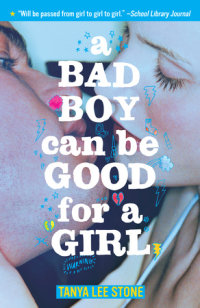 Book cover for A Bad Boy Can Be Good for a Girl