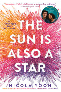 Cover of The Sun Is Also a Star Movie Tie-in Edition cover