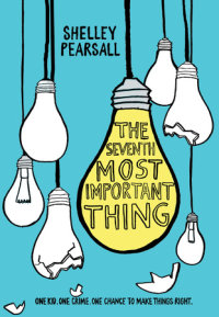 Book cover for The Seventh Most Important Thing