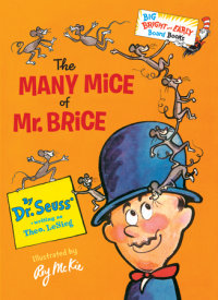 Cover of The Many Mice of Mr. Brice cover