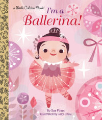 Book cover for I\'m a Ballerina!