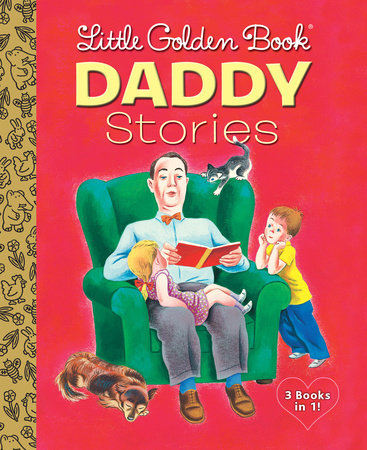 Little Golden Book Daddy Stories