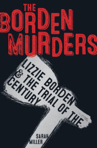 Cover of The Borden Murders cover