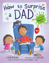 Cover of How to Surprise a Dad cover