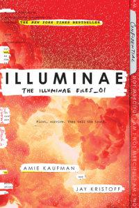 Cover of Illuminae cover