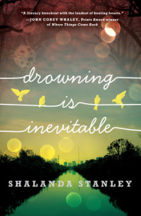 Book cover for Drowning Is Inevitable