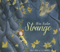 Book cover for Wee Sister Strange