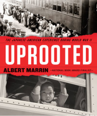 Cover of Uprooted cover