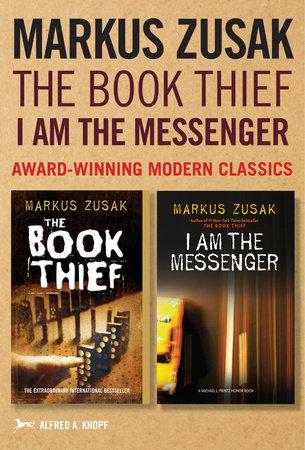 Markus Zusak: The Book Thief & I Am the Messenger