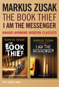 Book cover for Markus Zusak: The Book Thief & I Am the Messenger