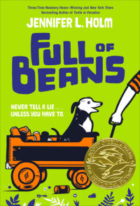Book cover for Full of Beans