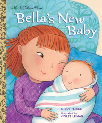 Book cover for Bella\'s New Baby