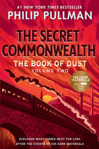 Book cover for The Book of Dust: The Secret Commonwealth (Book of Dust, Volume 2)